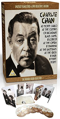 The Warner Oland Collection [DVD]