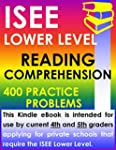 ISEE Lower Level Reading Comprehensio...
