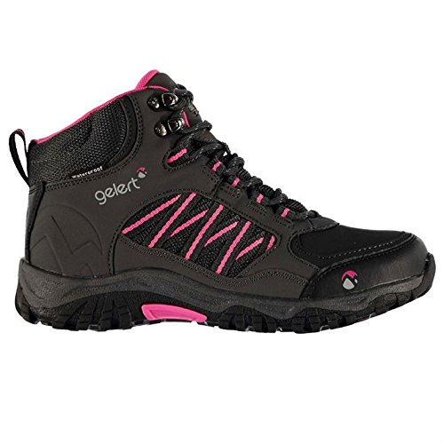 Gelert Kids Horizon Mid Waterproof Walking Boots Juniors