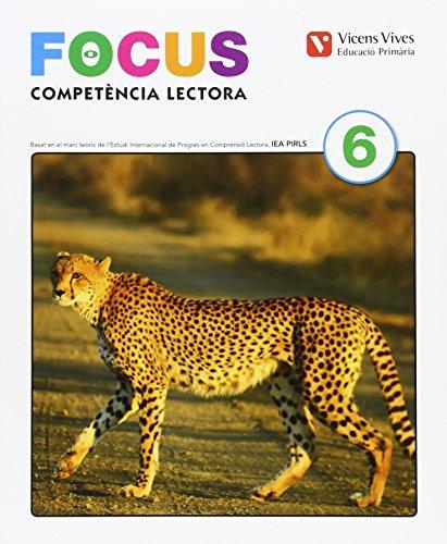 FOCUS 6 (COMPETENCIA LECTORA) AULA ACTIVA: Focus 6. Competència Lectora: 000001 - 9788468219509