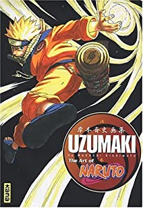 Naruto Artbook Edition simple Tome 1