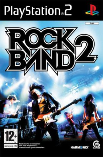 Rock Band 2 (PS2) [PlayStation2] ... - Ps2 Band Rock