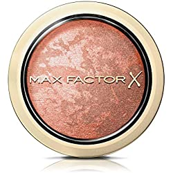 Max Factor Creme Puff Blush Colorete Tono 25 Alluring Rose - 30 gr