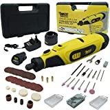 SabreCut CraftMate SCMG002UK Lithium Ion 10.8v Cordless Rotary Tool Multipurpose with 42 Accessories
