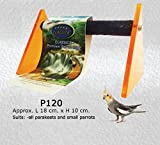 #6: Mini Play Stands with Perches P120 / Parrot Acrylic Climbing Stand Toy Bird Rocking Chair