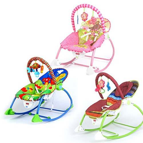 Best For Kids Schaukelsitz Wunderwelt 3-in-1 mit Massagefunktion und Musikfunktion L68105