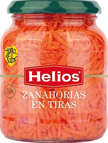 Helios Zanahorias en Tiras - 330 gr
