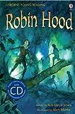 Robin Hood. Book + CD: Usborne English (Usborne English Learners' Editions)
