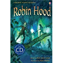 Robin Hood. Book + CD: Usborne English (Young Reading Series 2)