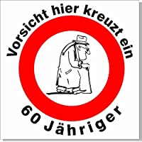 Suchergebnis auf Amazon.de für: schilder 60 geburtstag