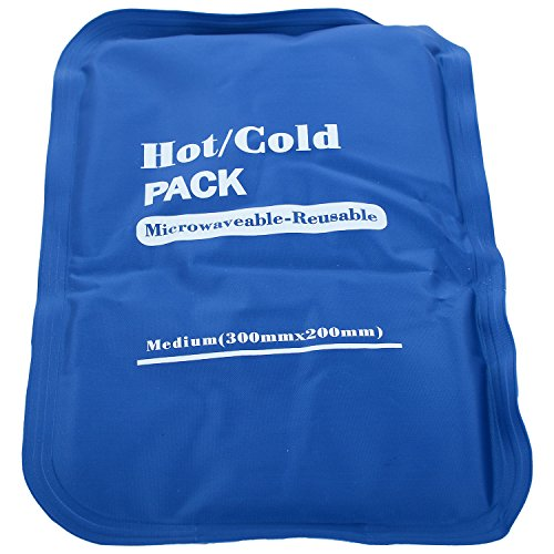 Presens Hot/Cold Pack Bigger (Blue and Purple)- Gel  available at amazon for Rs.499