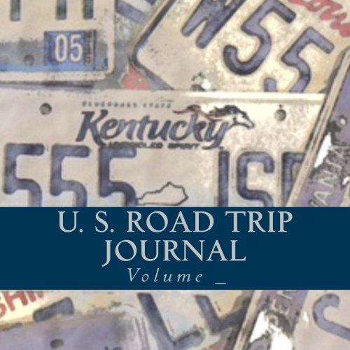 U. S. Road Trip Journal: Kentucky Cover