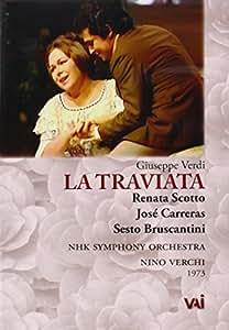 La Traviata (Verdi)  Scotto, Carreras Live 1973