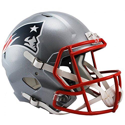 NFL Riddell Football Speed Mini Helm New England Patriots (Helm Riddell)