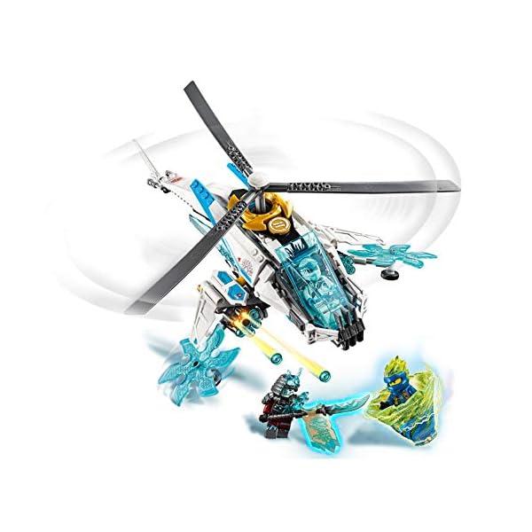 LEGO Ninjago - Gioco per Bambini ShuriCottero, Multicolore, 6250875 4 spesavip