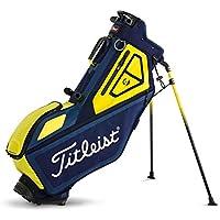 TITLEIST Players 4 Bolsa para Palos Golf, Hombre, Navy/Amarillo/Blanco, Talla Única