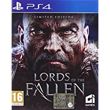 PS4 LORDS OF THE FALLEN LIM ED