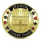 nikunty Collection de pièce de Monnaie commémorative Notre Dame de Paris...