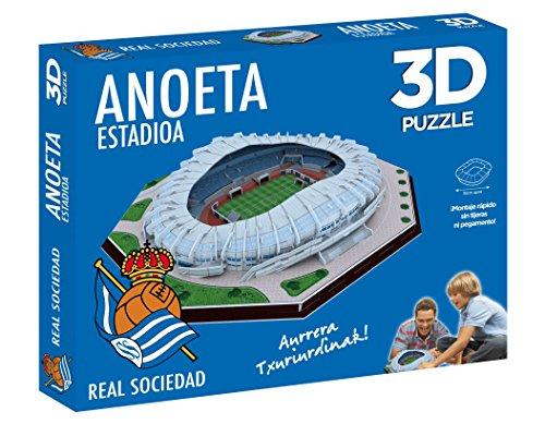 Estadio Anoeta (Real Sociedad) (63485), Multicolor, Ninguna