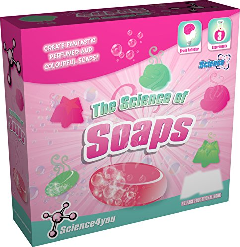 Science4you   The Science of Soaps Kit   Educational Science Toy  STEM Toy