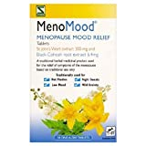 MenoMood Black Cohosh & St John's Wort Tablets 30 per pack from Schwabe Pharma