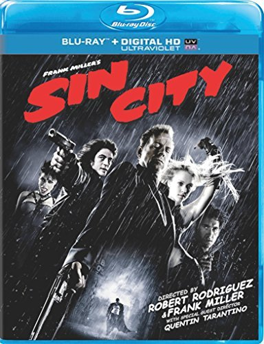Sin City [Blu-ray] by Powers Boothe