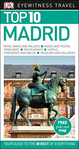 Top 10 Madrid (DK Eyewitness Travel Guide)