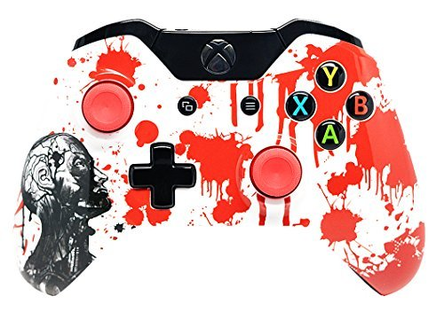 Zombie Xbox One Rapid Fire Modded Controller 40 Mods für COD BO3, Destiny Quickscope, Jitter, Drop Shot, Auto Aim, Sprint, Fast Reload, vieles mehr - One Ghosts Of Xbox Call Duty