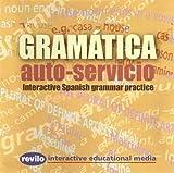 Gramatica Auto Servicio: Interactive Spanish Grammar Practice: Spanish Grammar Practice CD ROM (Revilo Language Cards)