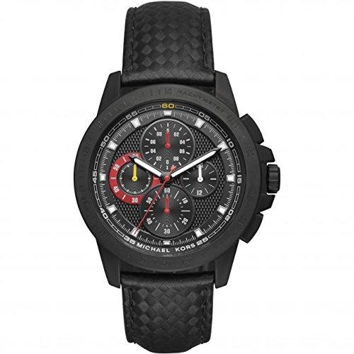 Mens Michael Kors Ryker Chronograph Watch MK8521