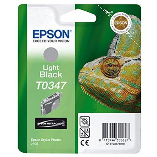 Epson T0347 Cartouche d'encre d'origine Gris