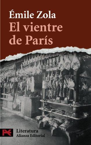 El vientre de parís (el libro de bolsillo - literatura) EPUB Descargar gratis!