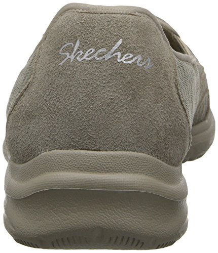 Skechers Relaxed Mule Living-consolatore Taupe