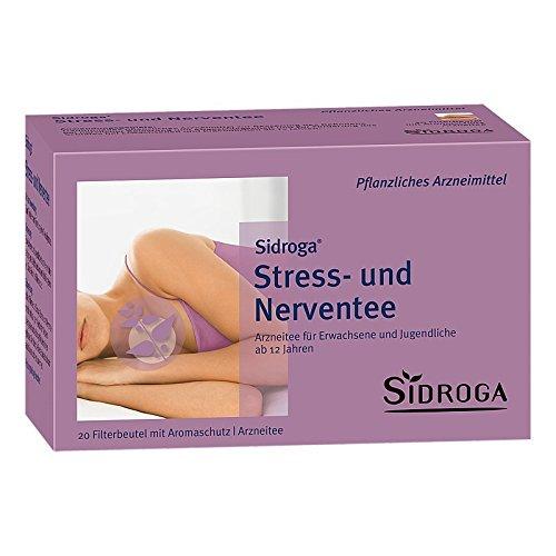 Sidroga Stress- und Nerventee - 20 Filterbeutel