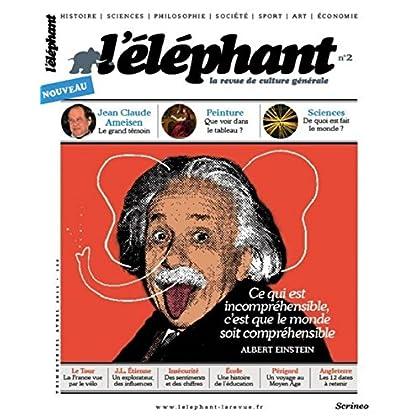 L'éléphant : La revue 02: La revue de culture générale (L'éléphant- La revue t. 2)