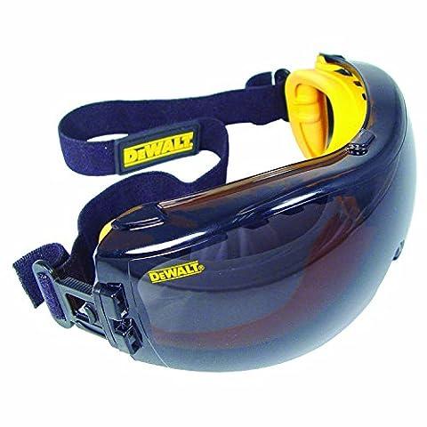 Dewalt DPG82–21Concealer Sicherheit Goggle–Smoke Anti-fog Objektiv (1pairper Pack)