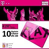 Mobiles Internet Simkarte Prepaid mit 10 GB LTE für Österreich SIM einfach Einlegen & Lossurfen