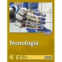 Tecnología 4.º ESO Adarve - 9788467357691