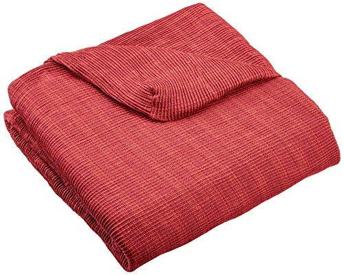 Zebra Textil 32636 Ohrensessel elastisch husse Vega, rot
