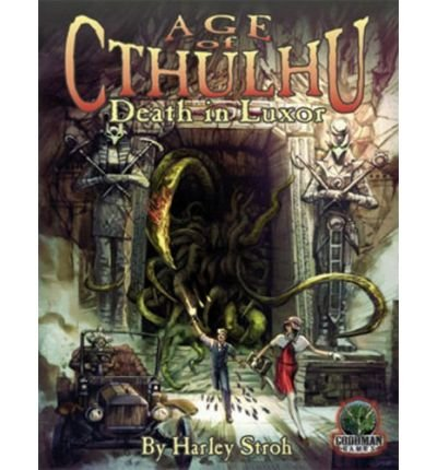 Age of Cthulhu: Death in Luxor (Age of Cthulhu) (Paperback) - Common