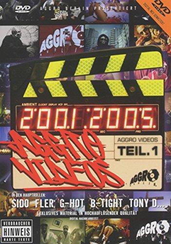 Aggro Videos Teil 1 - 2001-2005 [Edizione: Germania]