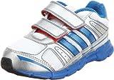 Adidas Shoes adifast CF I running white-prime blue-metallic silver Size:21