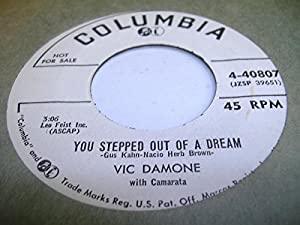Vic Damone - The Best Of Vic Damone Live