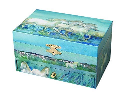 trousselier-horses-camargue-musical-jewellery-box