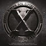 X-Men: First Class (Gatefold sleeve) [180 gm 2LP black vinyl]