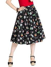 Amazon.it  vestiti anni 50 - Tiger Milly   Gonne   Donna  Abbigliamento d9c7eab5520