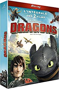 Dragons : la collection ultime - Dragons & Dragons 2 [Blu-ray]