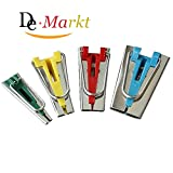 Demarkt Schrägbandformer 4er-Set in 6mm, 12mm, 18mm, 25mm