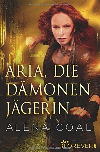 Buchcover Aria, die Dämonenjägerin