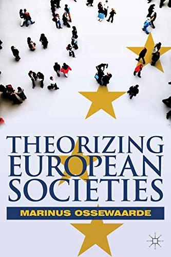 Theorizing European Societies